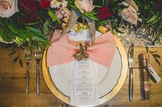 """""""Boardwalk Empire""""-inspired tablescape 