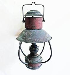 Antique Lamp Lantern Ideal Brenner 20 Collectible Hanging Brass Kerosene Oil  | eBay Farmhouse Design, Farmhouse Style, Man Cave, Lighting, Antiques, Brass, Oil, Stuff To Buy, Ebay