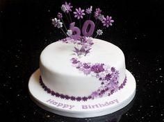 1000+ ideas about 80th Birthday Cakes on Pinterest   Birthday ...