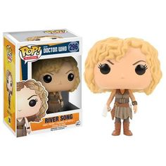 Doctor Who River Song Pop! Vinyl Figure – Toy Wars