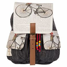 The House Of Tara Women'S Backpack Handbag(Multicolour,Htbp 047)