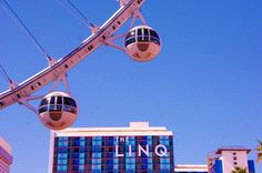 The Hotel By Hotel Guide to What Is Cheap, Free And Affordable In Las Vegas: What Is Cheap At The LINQ Hotel and Casino