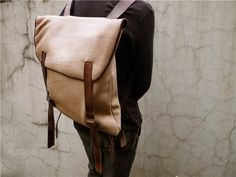simple back pack