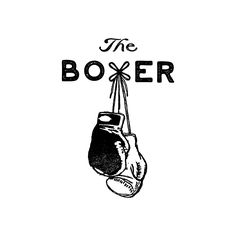 The Boxer by Daniel Patrick Simmons
