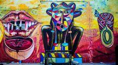 Graffiti Kunst - überwältigende Street Art aus der ganzen Welt  - http://freshideen.com/art-deko/graffiti-kunst-2.html