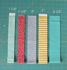 Scrappy Strips Quilt Tutorial I love figuring out and making tricky quilts but sometimes I just want to not use my brain and sew! This is a super quick and easy quilt, a great scrap buster…and you can make it with … Scrappy Quilt Patterns, Jellyroll Quilts, Patchwork Quilting, Rag Quilt, Scrappy Quilts, Easy Quilts, Quilt Blocks, Amish Quilts, Hexagon Quilt