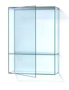 Scholten  Baijings Divine Glass Shelving