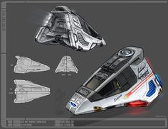 Edison Class - Star Trek Online. Hell,  I'd love one of these for my personal use.