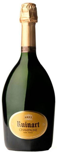 #Ruinart 'R' Brut #Champagne online te koop bij #ChampagneBabes www.champagnebabes.nl