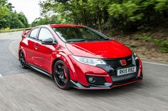 """The Honda Type R are the most powerful sports models of the Honda automaker. Shigeru Uehara, sports model development engineer, and Nobuhiko Kawamoto, Honda's CEO from 1990 to 1998, were behind the program. The Honda Type R (R for """" Racing """") has been designed for racing, with...  http://topismag.net/honda/honda-type-r"""