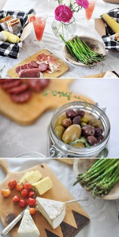 cheese-and-meats-platter  #summerup   • all photos by victoria smith #sfgirlbybay #pintowin
