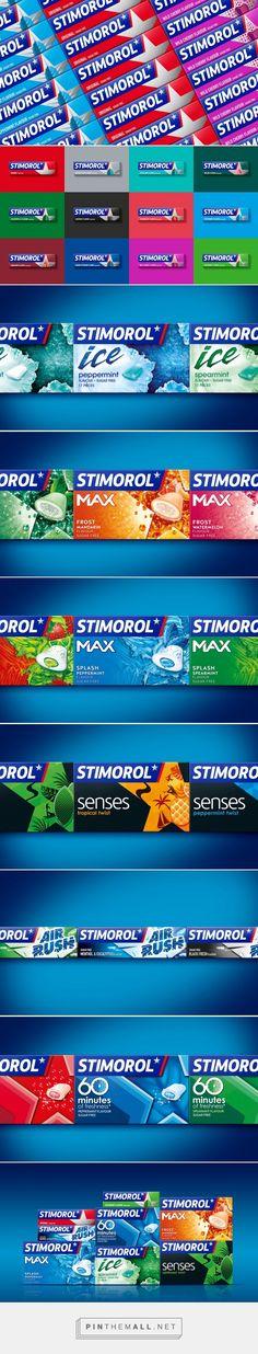 Stimoro - Packaging of the World - Creative Package Design Gallery - http://www.packagingoftheworld.com/2016/08/stimorol.html