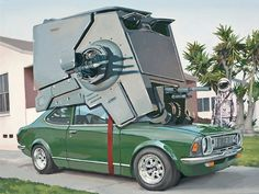 Hybrid Vehicle - Scott Listfield