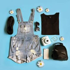 Ready. Set. Festival time  Stay tuned for @torriwebster's Way Home take over! Be sure to check out our Snapchat story ( urban-planet) to see what she's up to  #takeover #wayhome #festivalvibes #urbanplanet  Choker T-Shirt  Distressed Shortall (Shop link in bio)