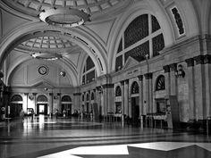 Estación de Francia ó Termino