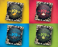 The Pop Co Popcorn Snack