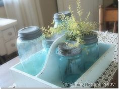 Beautiful Ball jars