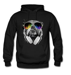 Bulldog Dj Men's Hoodie ✓ Unlimited options to combine colours, sizes & styles ✓ Discover Hoodies & Sweatshirts by international designers now! Shelter Dogs, Dog Shirt, Hoodies, Sweatshirts, Dog Owners, Dog Mom, Cool Shirts, Fashion Brands, Dj