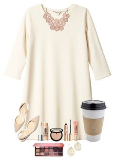 """""""・something big, i feel it happening・"""" by rachiepoo13 ❤ liked on Polyvore featuring Monki, Paul Andrew, Clinique, Sephora Collection, Too Faced Cosmetics and Charlotte Tilbury"""