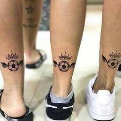 Henna Tattoo Hand, Hand Tattoos, Calf Tattoo, Arm Band Tattoo, Sleeve Tattoos, Print Tattoos, Tattoo Futbol, Soccer Tattoos, Sport Tattoos
