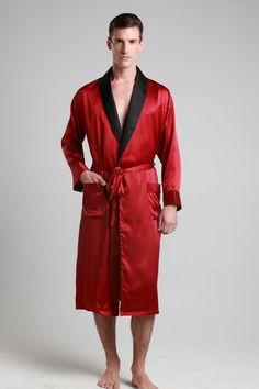 Start your relaxation with this luxury full-length robe. Made out of top  quality mulberry silk making you feel elegant and give you 100 perfect  sleep. acde06d4f