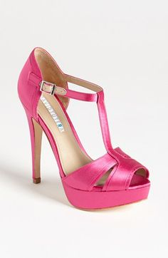 I think these are it! David Tutera 'Joy' Sandal available at #Nordstrom