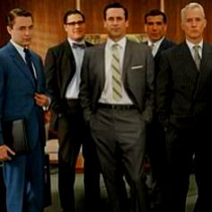 I want to dress like these guys!!