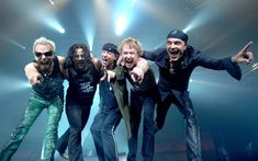 Widescreen HD Wallpaper > Music > Scorpions band heavy metal hard rock band from Hannover, Germany High definition wallpaper