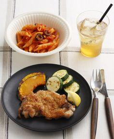洋食・中華おかずの基本:8月のメニュー || ベターホームのお料理教室
