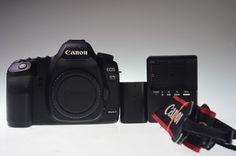 CANON EOS 5D Mark II Body 21.1MP Digital Camera Excellent #Canon