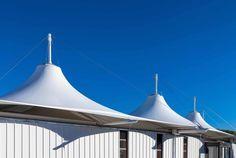 Hagley Oval Pavilion | Athfield Architects | Archinect