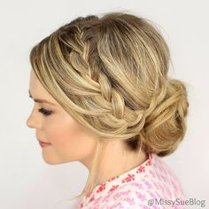 French lace braid