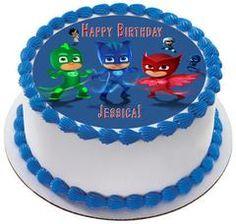CARE BEARS Edible Birthday Cake Topper OR Cupcake Topper Decor