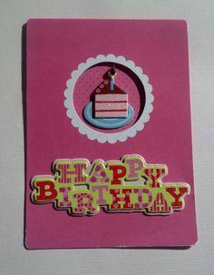 Birthday Card on Luulla