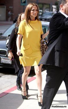 Дженнифер Лопес: лучшие образы 2010 года / платья дженнифер лопес