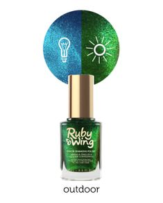 Sunken Treasure – Product Categories – Ruby Wing Color Changing Nail Polish