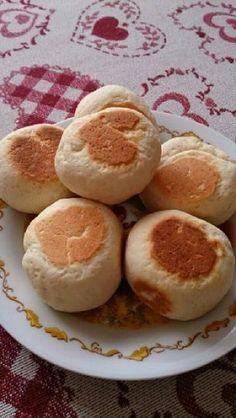 発酵なし!フライパンで丸パン by みむかあさん [クックパッド] 簡単 ...