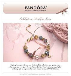 Moms Love Pandora Jewelry