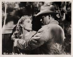 'Jubal' 1956 Felicia Farr, Cowboy Hats, Ford, Actors, Couple Photos, Couples, Couple Shots, Couple Photography, Couple
