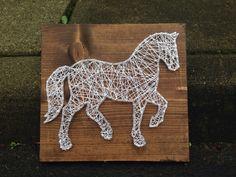 Image result for horse head string art