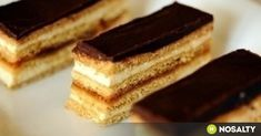 Learn how to do perfect mezeskremes and moskauer ! Honey Recipes, Sweets Recipes, Cookie Recipes, Hungarian Desserts, Hungarian Recipes, Coffee Cake, No Bake Cake, The Best, Food And Drink