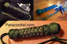 The #Paracord Black Jack #howto #selfdefense