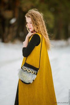 Купить Сумочка валяная, кросс-боди - сумочка, валяная сумочка, сумочка через плечо, сумка