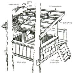 Tree House Tips For Tree Safety Dream Backyard Pinterest