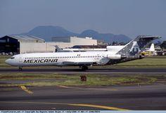 Foto Mexicana Boeing 727-264 Adv. XA-MEF