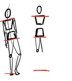 Easy People Drawings, Easy Disney Drawings, Easy Doodles Drawings, Drawing People, Body Reference Drawing, Art Reference Poses, Figure Drawing, Human Drawing, Drawing Poses