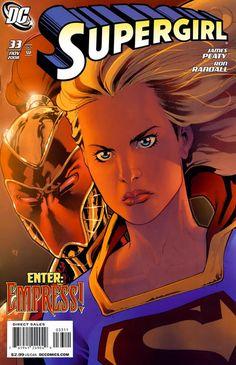 Cover for Supergirl (DC, November 2008) #33