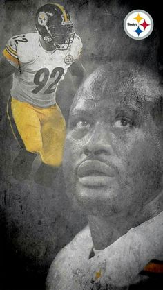 #92 James Harrison #Pittsburgh Steelers