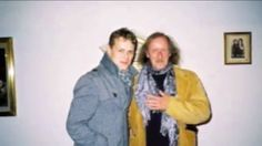 #samheughan and his dad