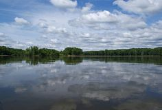 Mirror day on the Lower Wisconsin State Riverway - see for yourself with http://TheBestCanoeCompanyEver.com